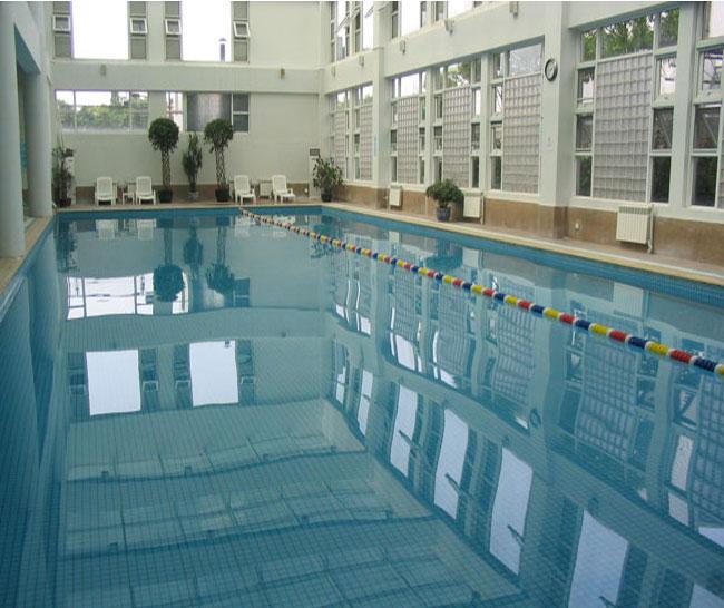 游泳池水质解决方案