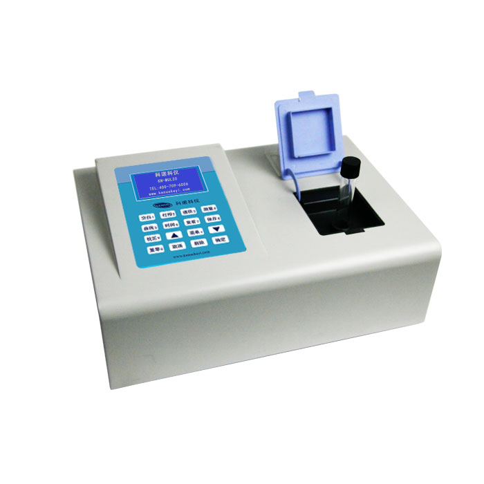 多参数智能水质测定仪KN-MUL20型