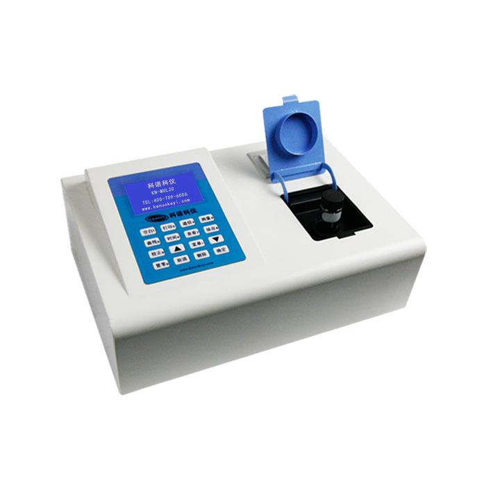 多功能水质检测仪器